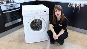 Diagram Zanussi Washing Machine