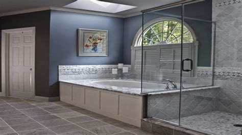 Cool Bathroom Colors, Gray And Blue Paint Ideas Blue And