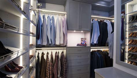 closet lighting ideas