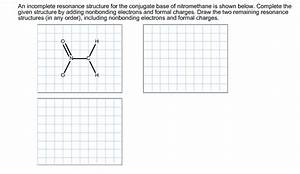 An Incomplete Resonance Structure For The Conjugat ...
