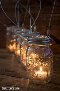 mason jar candle holders design decoration With best brand of paint for kitchen cabinets with candle holder for wedding
