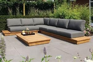 Lounge Set Garten : 5 lounge tuininspiratie stijlen droomhome interieur woonsite ~ Yasmunasinghe.com Haus und Dekorationen