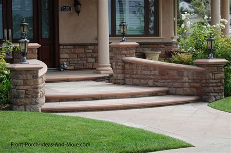 front porch steps porch steps designs and more
