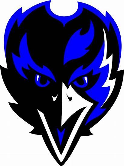Ravens Baltimore Middle Clipart Anthony Transparent Raven