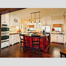 Country Kitchen Islands  Hgtv