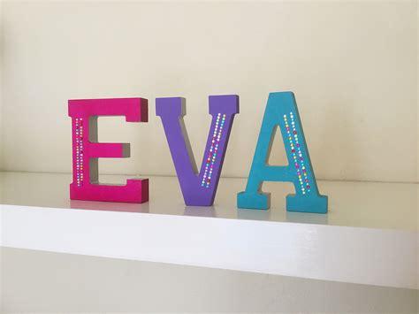 girl bedroom  letters custom letters  girls bedroom etsy wooden  signs baby