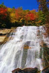Rainbow Falls Asheville NC