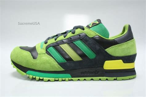 Adidas ZX 600   Jamaica Edition   SneakerNews.com