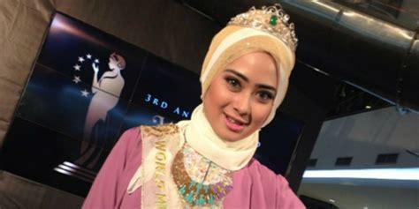 Puasa Di Hamil Muda Meski Hamil Nina Noura Antusias Sambut Ramadan Dream
