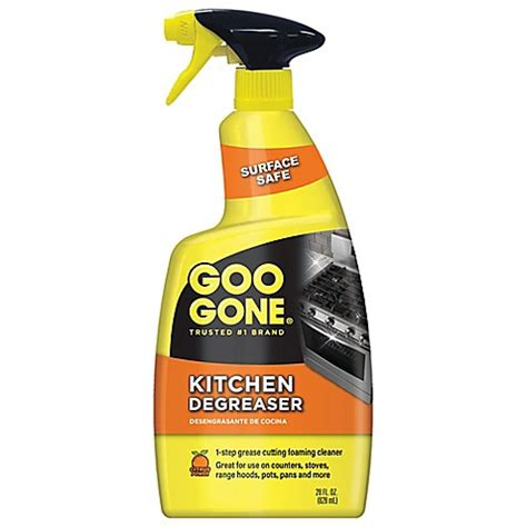 Goo Gone® Kitchen Grease Cleaner & Remover 28ounce Spray