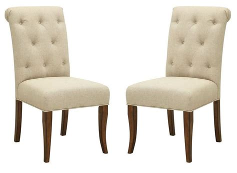 accent chair set of 2 61643 from coast to coast 61643