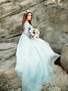 Powder blue wedding dress great ideas for fashion for Powder blue wedding dress
