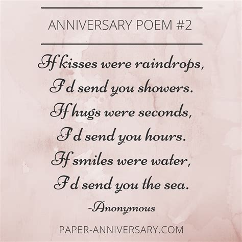 Free Anniversary Poem Picture by 13 Beautiful Anniversary Poems To Inspire Paper