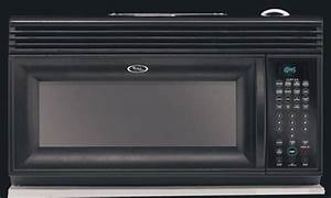 Whirlpool Gh4155xps 1 5 Cu  Ft  Over The Range Microwave Oven With 1000 Cooking Watts  U0026 Sensor