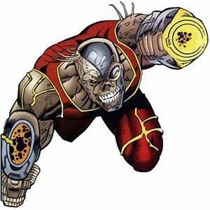 Universo HQ: DEATHLOK (MARVEL COMICS)