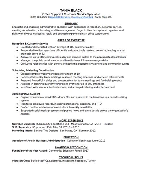 Functional Resume by What Is A Functional Resume And When Do You Use One