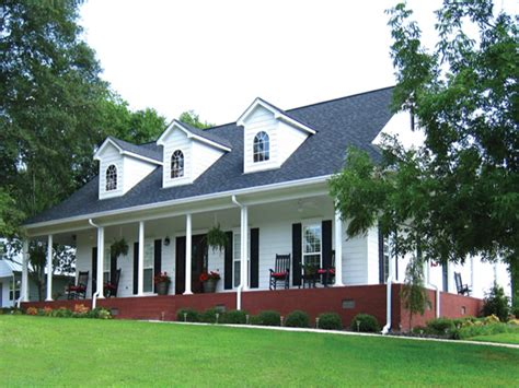 country home plans one story country house plans with porches one story country house