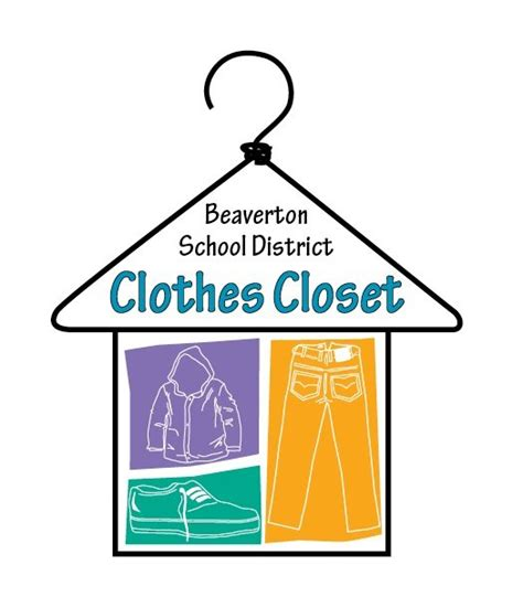 clothes closet logo finaljpg babae cooper mountain pto