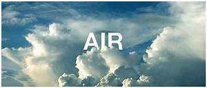 Air And Its Importance For Living Beings