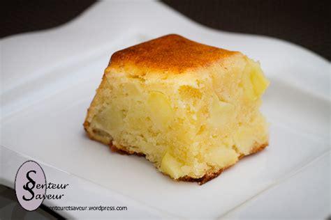 dessert facile aux pommes g 226 teau au yaourt et aux pommes senteur et saveur