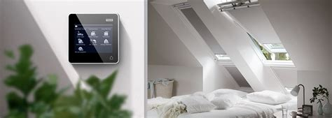 www velux velux integra 174 family remote controlled roof windows