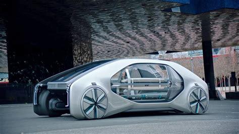 Renault Ez-go Autonomous Car Concept