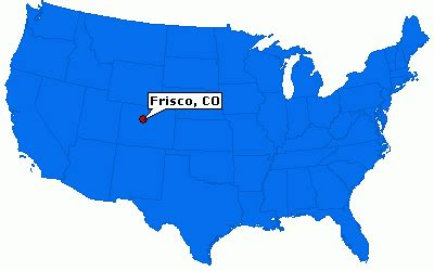 Frisco, Colorado Town Information   ePodunk