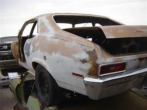 1970 Chevrolet Nova (#70CH1795D) Desert Valley Auto Parts