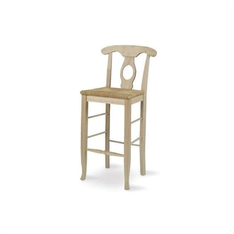 30 bar stools without back 30 quot empire stool bar height with back no swivel bar height 7320