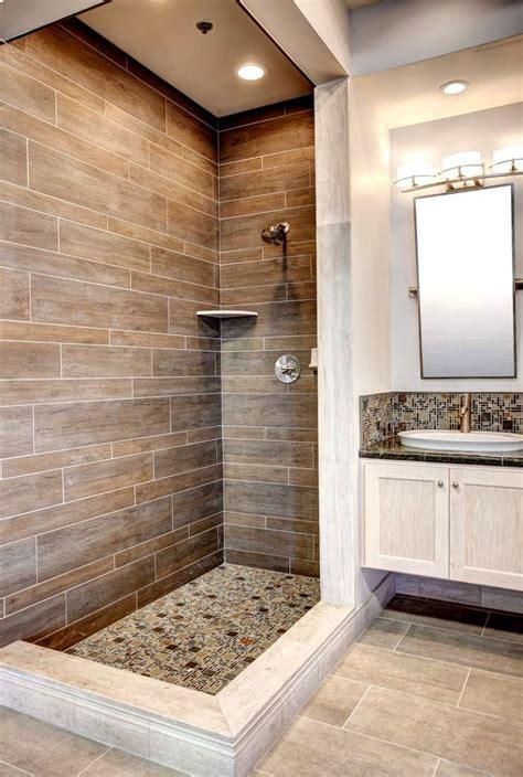 amazing bathrooms  wood  tile tiny house