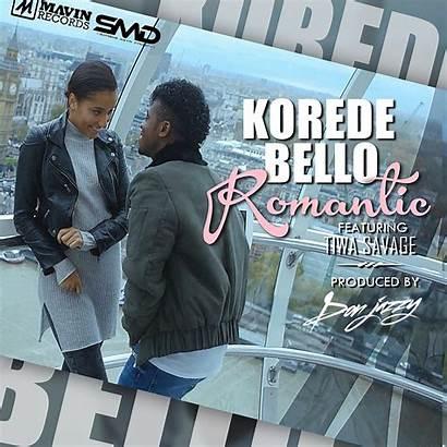 Romantic Korede Bello Tiwa Savage Ft Single