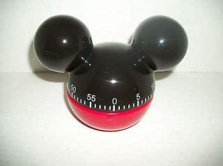 Mouse Kitchen Timer by Mickey Mouse Soap Dish Glazed Ceramic Bathroom Kitchen Decor