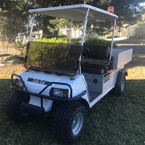 Club Car Carryall 252 Petrol Utility