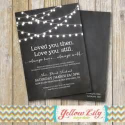 wedding vow renewal ideas best 25 vow renewal invitations ideas on wedding renewal invitations vow renewals