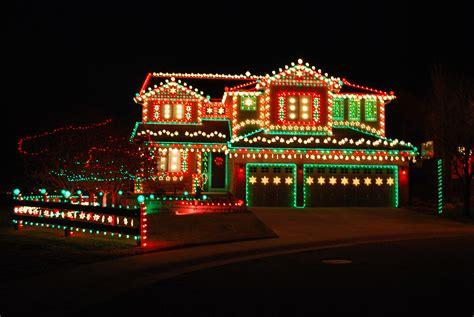 gingerbread christmas lights