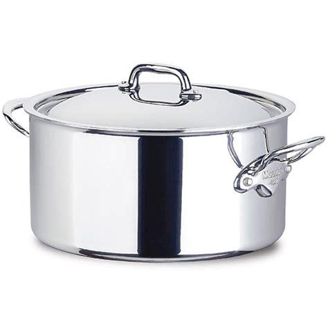 pot pour ustensile de cuisine casserole inox pourquoi choisir une casserole en