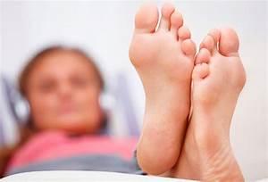 Лекарство от грибка между пальцев ног