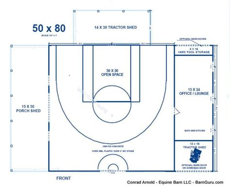 Half Court Basketball Dimensions For A Backyard - half court basketball barn rustic home ideas in 2019
