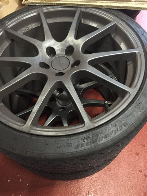 Revo Rv019 19x8.5 Et45 5x108 Wheels And Tyres