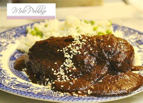 cuisine cook master how to mole poblano cómo hacer mole poblano