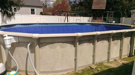 Best 118 Above Ground Pools Images On Pinterest