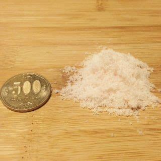 食塩 一 日
