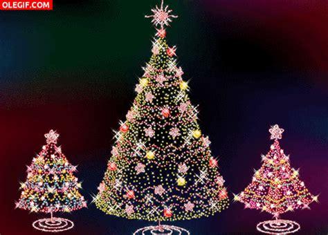 gif 193 rboles de navidad iluminados gif 2270