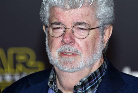 Star Wars Creator George Lucas Makes