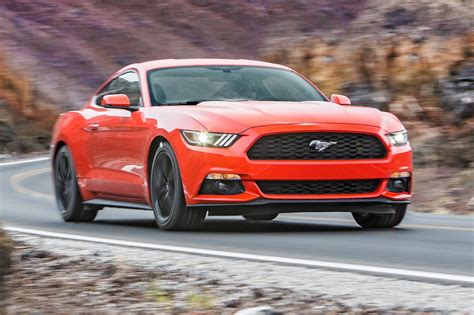 ford mustang ecoboost  test review