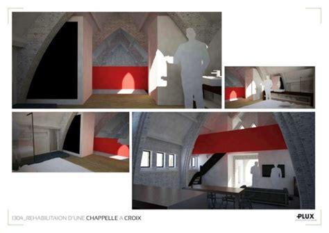 architecte d interieur lille r 233 habiliation d une chapelle 224 croix architecte lille plux 224 croix