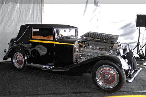 1934 Bugatti Type 50 Images. Photo
