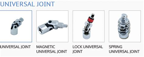 How To Use Universal Joint And Universal Joint Socket