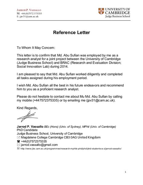 Reference letter outline_Md. Abu Sufian