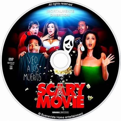Scary Tv Fanart Movies Dvd Disc Please